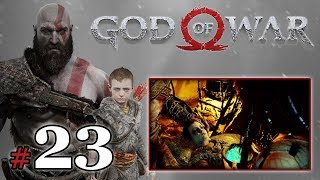 "GOD OF WAR [PS4] (18+) #23 - ""Ratunek dla syna"""