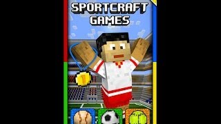 Sportcraft Games - Tennis, Baseball and Football for iPhone / iPad