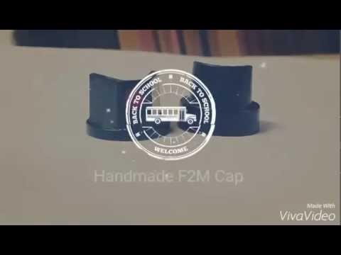 Graffiti Spray Paint Cap F2m Adapter Youtube