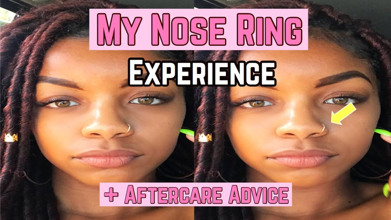 Download My Nose ring experience