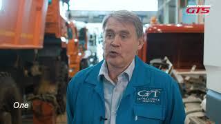 Кузовной цех – Глобал Трак Сервис в Зеленограде