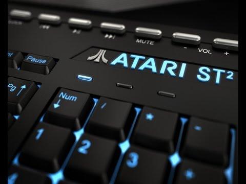 Soirée jeux Atari St en live sur Floppy-Legend