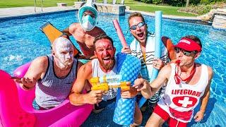 Download lagu Swimming Pool Stereotypes