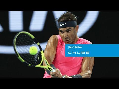 Rafael Nadal & Simona Halep Put On Flawless Display | Australian Open 2020 Day 4