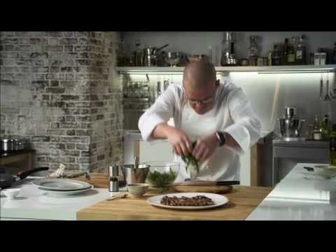 Beef Tagliata with Rocket and Parmesan Salad - Heston | Waitrose