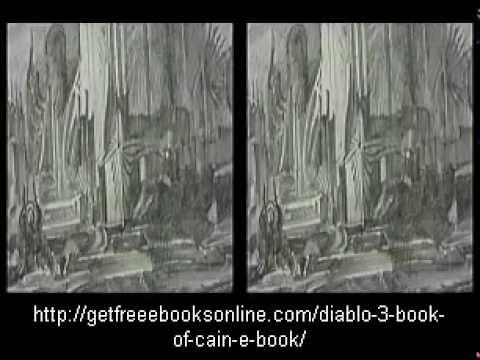Download Diablo 3 - Book Of Cain (E-book / PDF)