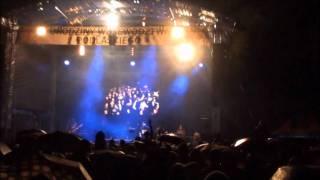 PIERSI - Silesian Song - live, Mielnik 2010