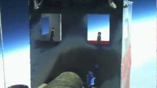 Space Balloon 999 - Astronaut Naoko Yamazaki