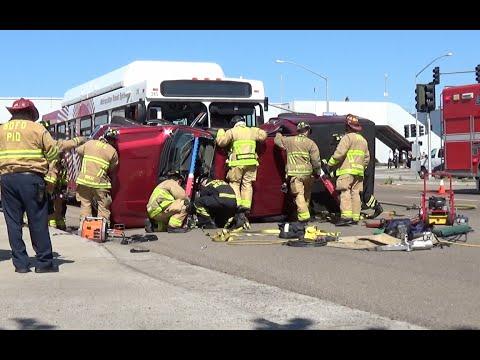Vehicle Rescue (San Diego)