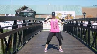 Pep Rally by Missy Elliot, choreo by Kristin B, Dance Fitness, Zumba Fitness ®