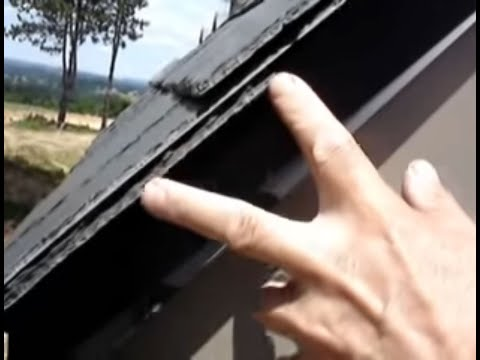 Slate Roof Mistakes Starter Course Headlap Youtube