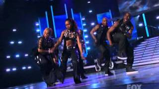 season 10tlc ft lil jon medley live on american idol 2011 finale