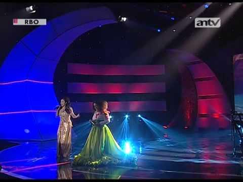 Melly Goeslaw feat  Krisdayanti   Cinta Love, Life dan Music @ANTV