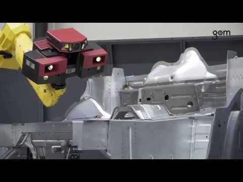 Automated Production Quality Control with GOM Metrology at VW Commercial Vehicles