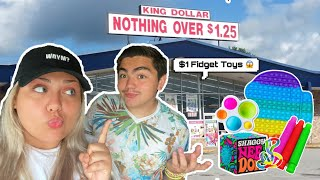 Fidget Shopping At The Dollar Store 🥳💰