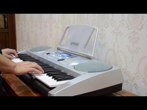 ammoon SNK-1600 61 Keys Multifunctional Electronic Keyboard