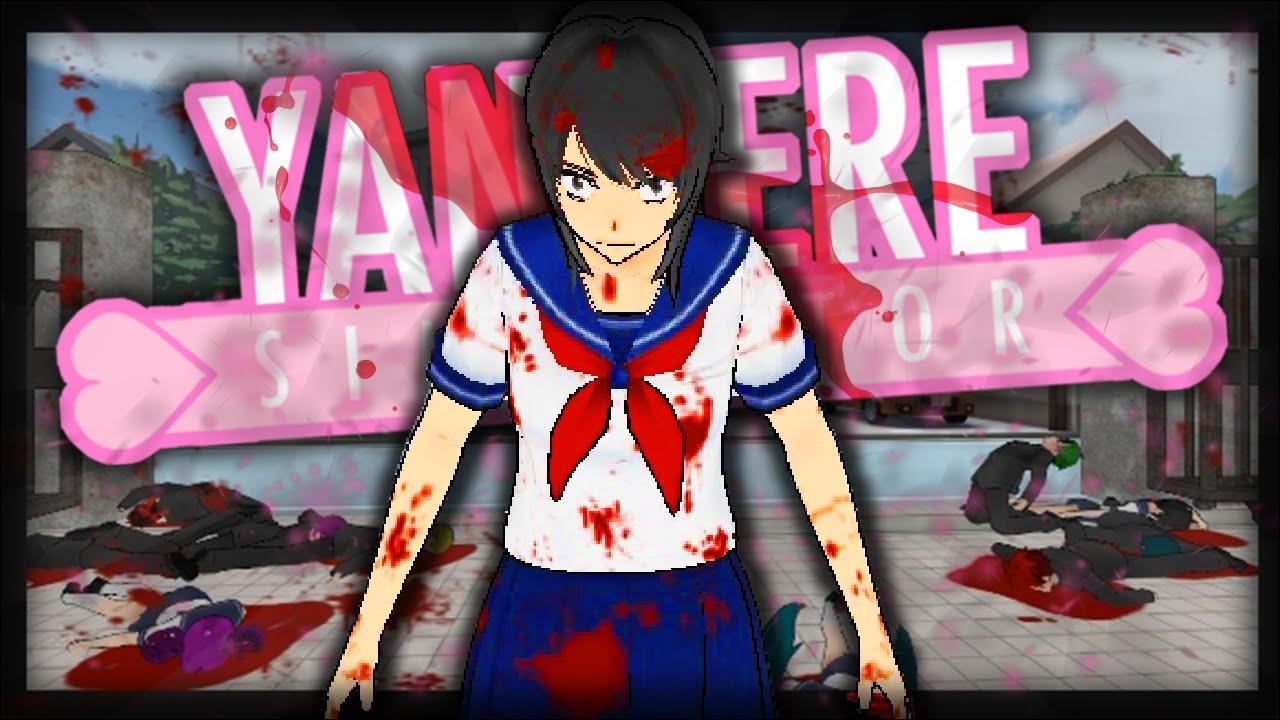 Kill Everyone Challenge Yandere Simulator Youtube