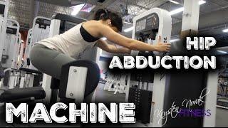 Demo | Hip Abduction Machine