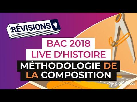 Bac 2018 - Révisions LIVE d'Histoire Géo : Méthodologie de la composition