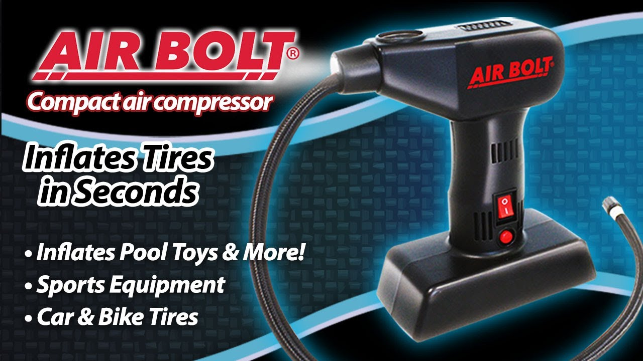 Air Bolt Compact Air Compression Youtube