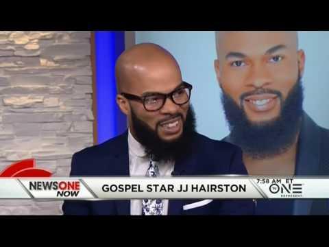Gospel Star JJ Hairston Talks New Music, Stellar Award Nominations And More