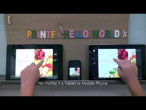 Kingsoft Office For Android Feature: Shared Play