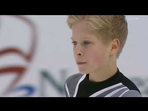 2019 Canadian Tire National Skating Championships Stephen Gogolev - SP