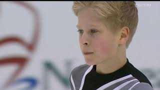 2019 Canadian Tire National Skating Championships Stephen Gogolev - SP