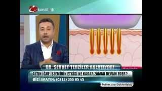 SECRET Altın İğne Dr. Servet Terziler www.kocyigitmedikal.com.tr