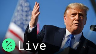 LIVE: Trump Holds Campaign Rally in Lititz, Pennsylvania