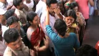 shobha nagi reddy antima yatra video