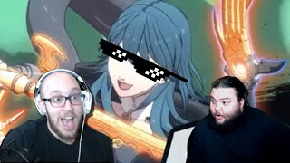 BYLETH IS IN SMASH (DLC 5 REACTION)