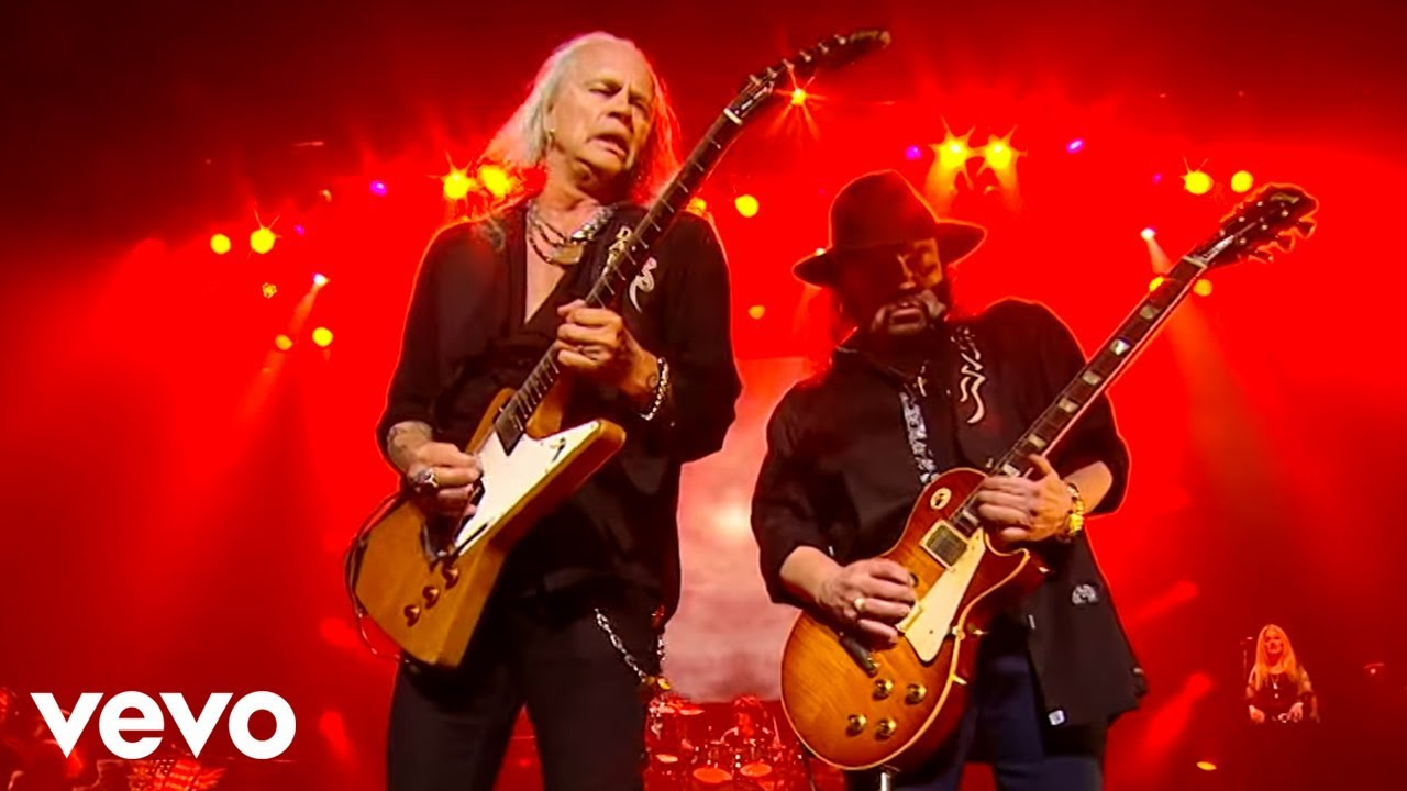 Lynyrd Skynyrd - Simple Man - Live At The Florida Theatre / 2015 (Official Video)