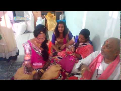 Trupti Wedding mandap muhurat January 2016 18