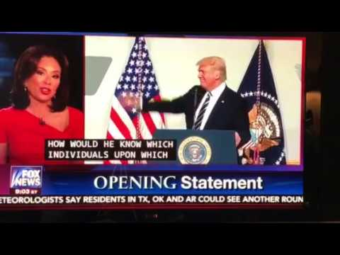 Trump Tells People to Watch Judge Jeanine; Here's Why..