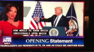 Trump Tells People to Watch Judge Jeanine; Here