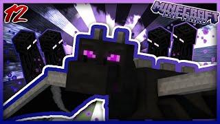 Minecraft: The Third! #12 | DORAGON TAIKETSU!