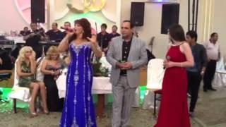 Manaf Ağayev, Nazpəri Dostəliyeva, Gülyanaq Məmmədova, Novruz Ağayev - Dəyişmə (Şəmkir toyu)