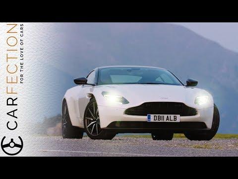 Aston Martin DB11 V8: An Andorran Adventure - Carfection