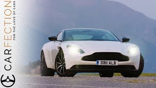 Aston Martin DB11 V8: An Andorran Adventure - Carfection アストンマーチンdb11 検索動画 29