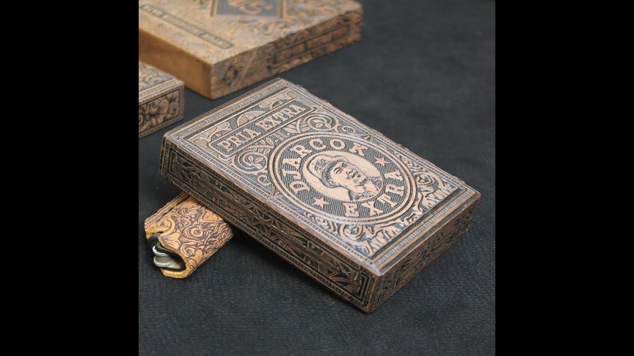 Kotak Rokok Kayu, Custom Ukir Nama, Ukir Foto, Ukir Logo ...