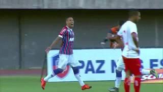 Juazeirense 2 x 3 Bahia   Campeonato Baiano 2016