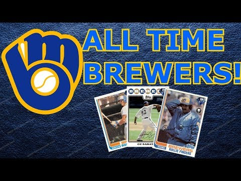 All Time Brewers!! (BIG Darkhorse) - MLB The Show 17