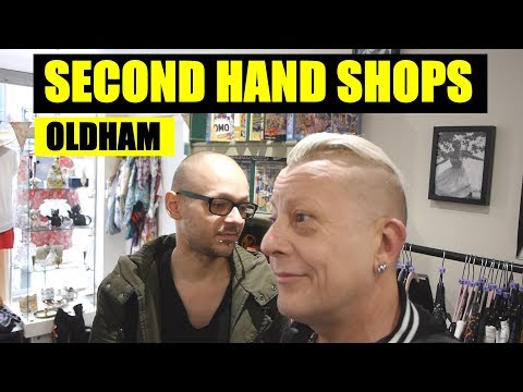 second-hand-shopping-with-stuart-in-oldham-|-vegan-queen-planning