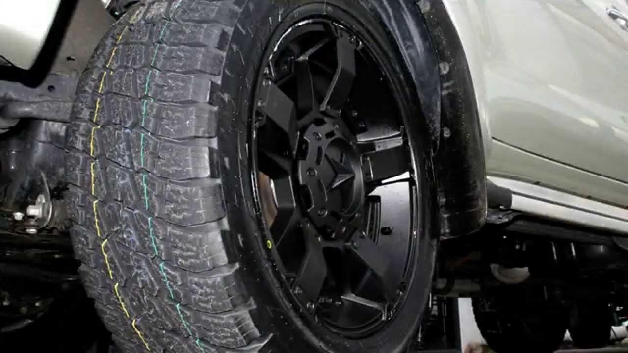 Kmc Xd Wheels >> Toyota Hilux 20 inch custom rims KMC Rockstar II XD Series ...