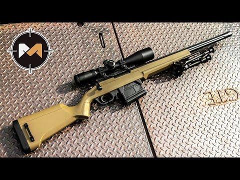 Страйкбольная снайперская винтовка Ares Amoeba STRIKER