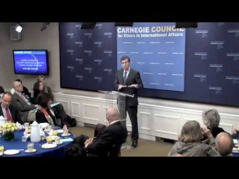 Global Ethics Forum: America in Retreat: The New Isolationism and the Coming Global Disorder