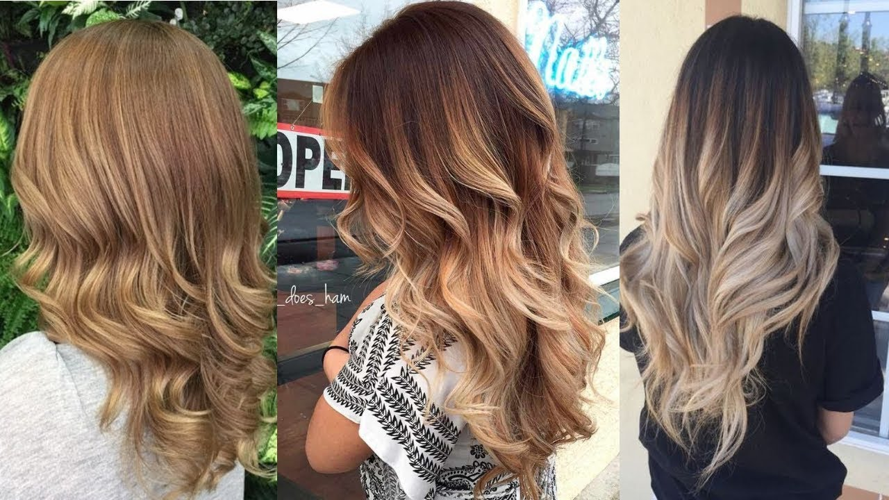 30 Hottest Ombre Hair Color Ideas 2019 Photos Of Best Ombre Hairstyles Youtube
