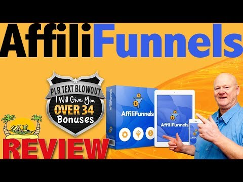 AffiliFunnels Review With Bonus Care Package. http://bit.ly/2L0HGWi