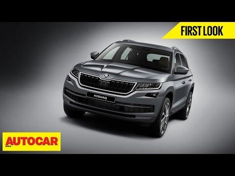Skoda Kodiaq | First Look | Autocar India